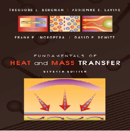 And heat transfer incropera mass pdf